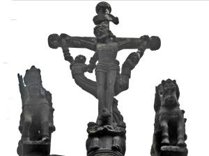 632. Saint Thégonnec. Calvario