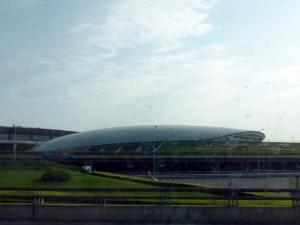 007. Pequín. Aeropuerto