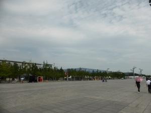014. Pequín. Zona Olímpica