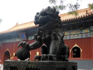 030. Pequín. Templo de los Lamas de Yonghe