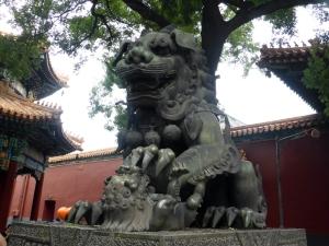 034. Pequín. Templo de los Lamas de Yonghe