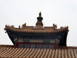 039. Pequín. Templo de los Lamas de Yonghe