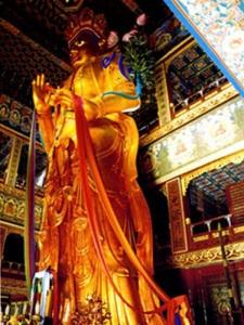040. Pequín. Templo de los Lamas de Yonghe a