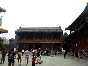 040. Pequín. Templo de los Lamas de Yonghe