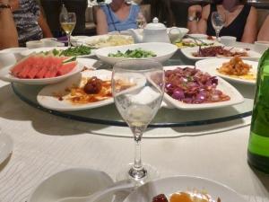 042. Pequín. Primera comida china