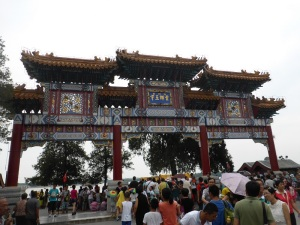 068. Pequín. Palacio de verano