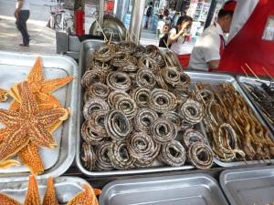 087. Pequín. Mercado Donghuamen