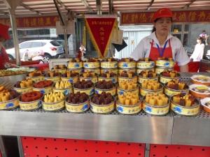 099. Pequín. Mercado Donghuamen