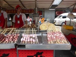 102. Pequín. Mercado Donghuamen