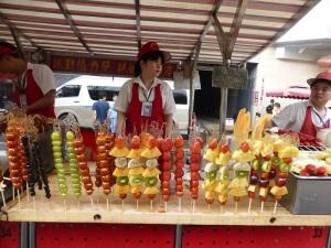 103. Pequín. Mercado Donghuamen