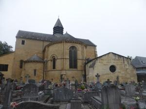 678. Lescar. Catedral