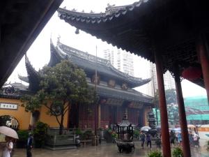 1006. Shangai. Templo de los Budas de Jade