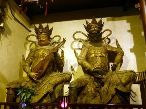 1011. Shangai. Templo de los Budas de Jade
