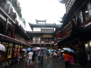 1033. Shangai. Bazar Yu