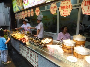 1034. Shangai. Bazar Yu
