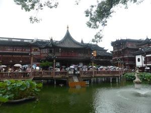 1035. Shangai. Bazar Yu