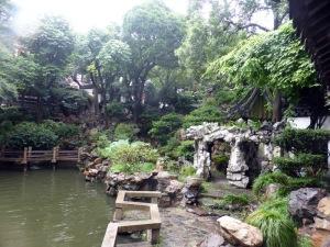 1038. Shangai. Jardines de Yuyuán