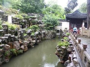 1041. Shangai. Jardines de Yuyuán