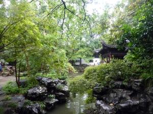 1044. Shangai. Jardines de Yuyuán
