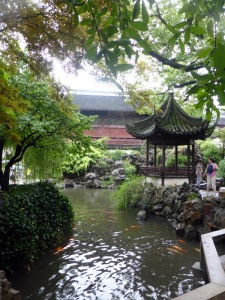 1046. Shangai. Jardines de Yuyuán