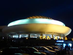 1141. Shangai. Circo de acrobacia