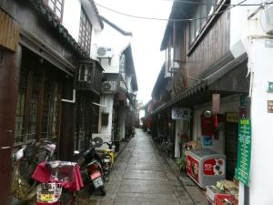 1164. Zhujiajiao