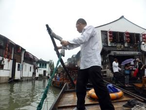 1184. Zhujiajiao. Paseo por los canales