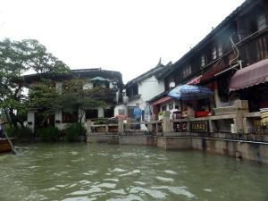 1192. Zhujiajiao. Paseo por los canales