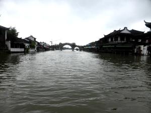 1198. Zhujiajiao. Paseo por los canales