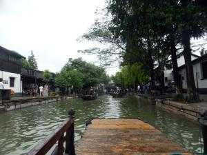 1204. Zhujiajiao. Paseo por los canales