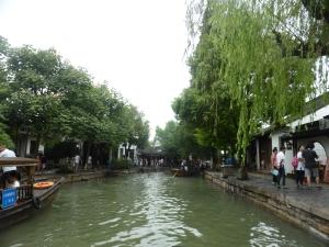 1206. Zhujiajiao. Paseo por los canales