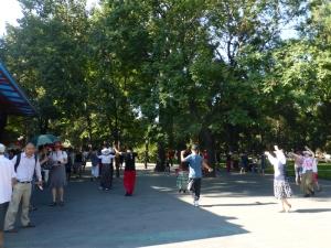 122. Pequín. Parque del Templo del Cielo