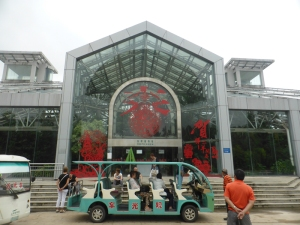 1240. Shangai. Jardín botánico