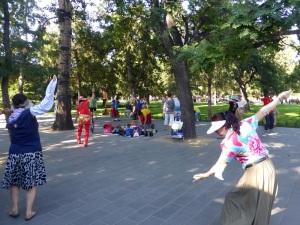 125. Pequín. Parque del Templo del Cielo