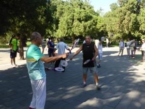 132. Pequín. Parque del Templo del Cielo