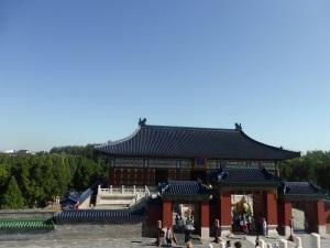 149. Pequín. Parque del Templo del Cielo
