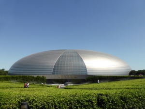 165. Pequín. Centro Nacional para las Artes Escénicas