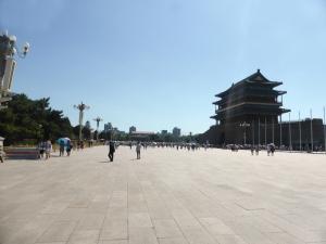 167. Pequín. Plaza Tiananmén