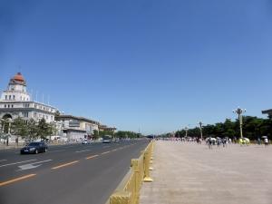 168. Pequín. Plaza Tiananmén