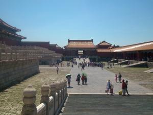 202. Pequín. Ciudad Prohibida