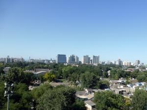 229. Pequín desde la Torre de la Campana