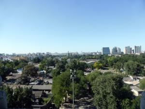 232. Pequín desde la Torre de la Campana