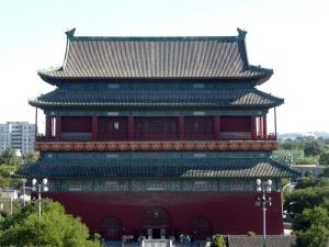 234. Pequín. Torre del Tambor