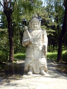 314. Tumbas Ming. Camino Divino