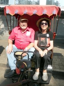 335. Pequín. en triciclo por los hutong