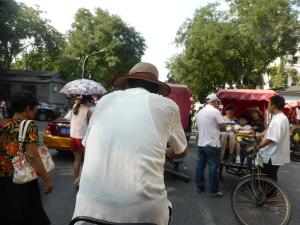 336. Pequín. en triciclo por los hutong