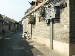 343. Pequín. en triciclo por los hutong