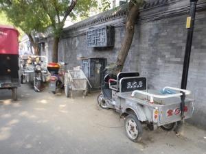 347. Pequín. en triciclo por los hutong
