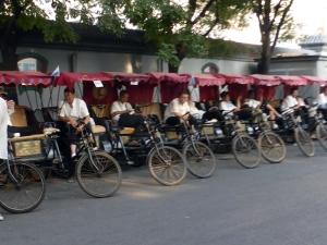 376. Pequín. en triciclo por los hutong