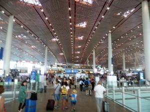 378. Pequín. Aeropuerto